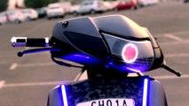 Honda Activa Modified | k&n air filter, Angel Eye Projector, DRL, Horn |Honda activa modifications - k&n air filter, Angel Eye Projector, DRL(daytime running lights), Horn tuner, chrome grills, stickering, raised suspension, black filming on lights etc.