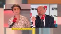 """Pierre Moscovici : """"Je ne serai plus jamais le numéro 2 de quiconque, par définition"""