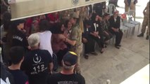 Astsubay Kıdemli Başçavuş Ercan Sanca son yolculuğuna uğurlandı