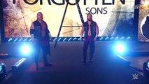 The Undisputed Era vs. Street Profits vs Burch & Lorcan vs. The Forgotten Sons (NXT TakeOver: XXV)