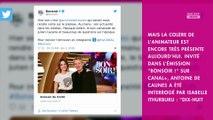 Harvey Weinstein : Antoine de Caunes l'insulte après ses agissements contre sa fille