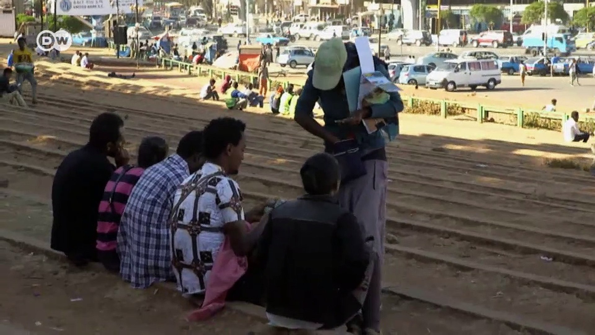 Ethiopia: The plight of street children in Addis Ababa | DW News