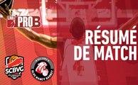 Playoffs d'accession - 1/4 retour : Saint-Chamond vs Nancy