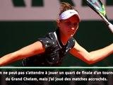 """Roland-Garros - Vondrousova : """"Jouer un quart de Grand Chelem, on ne s'y attend jamais !"""""""