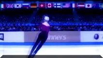 ✨Skating/Patinage✨Yuri and Victor✨Anime: Yuri One Ice !!✨(test audio / change voice)