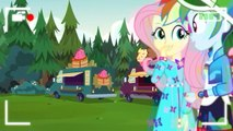 Five Lines you Need to Stand in MLP: Equestria Girls