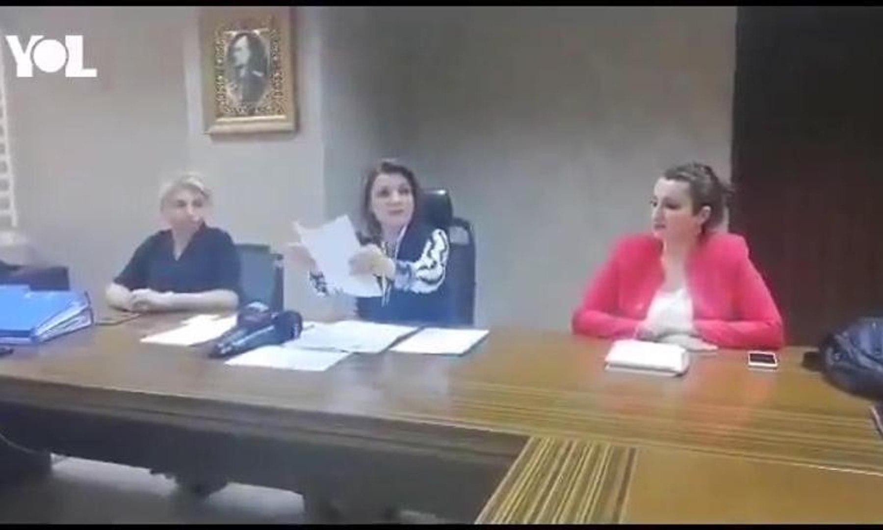 Fatma Kaplan Hürriyet, bankamatik memurlarını ifşa etti