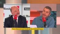 """Pierre Moscovici : """"la gauche est revenue à flot"""""""