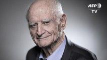 Décès du philosophe Michel Serres à 88 ans