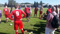 Football : scène de joie à Jarville maintenu en Régional 1