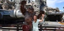 Flying the Millennium Falcon at Disneylands Star Wars Galaxys Edge
