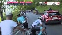 Cyclisme : Miguel Angel Lopez gifle un spectateur indiscipliné lors du Tour d'Italie