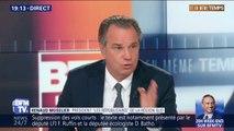 """Pour Renaud Muselier, Laurent Wauquiez """"a deux options, il démissionne ou il a l'obligation de changer l'organisation"""" des Républicains"""