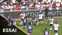 TOP 14 - Essai Bastien Guillemin (FCG) - Brive-Grenoble - Access Match - Saison 2018/2019