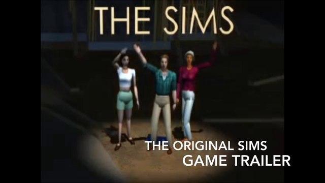 The Original SIMS Game Trailer