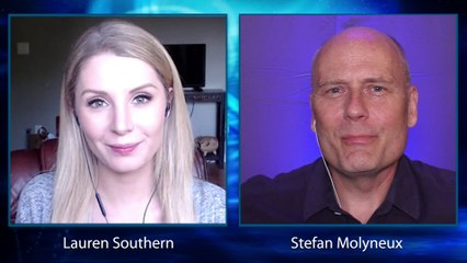 """Lauren Southern's Farewell Interview: """"Borderless"""" and Retirement..."""