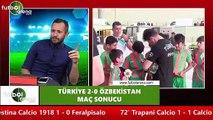 """Aydın Cingöz'den küçük çocuklarla ilgilenmeyen milli takım futbolcularına: """"Emre Belözoğlu'na bakın da görün. Sizdeki ego nedir?"""""""