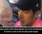 """Giro 2019 - Carapaz : """"Je me fais un nom au sein de cette grande équipe"""""""