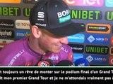 """Giro 2019 - Ackermann : """"Je ne m'attendais vraiment pas à ça !"""""""