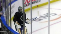 Bruins and Blues speak and practice ahead of Game 4 of Stanley Cup Final
