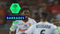 But Jean-Kévin Duverne (39ème) / Dijon FCO - Racing club de Lens (3-1) - (DFCO - RC LENS) / 2018-19