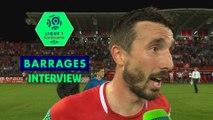 Interview de fin de match Dijon FCO - RC Lens (3-1)  Ligue 1 Conforama - saison 2018/2019