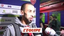 Chafik «L'objectif est atteint» - Foot - Barrages L1-L2 - Dijon
