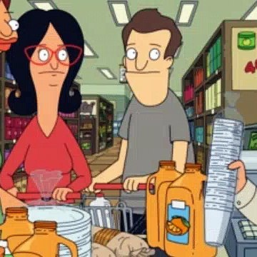 Bob's Burgers S05E18 Eat Spray Linda