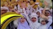 طلاب ناجحين في الموصل يحتفلون في مدرستهم باغاني MBC IRAQ