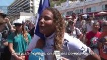 Longboard: Lemoigne et Clemente sacrés champions du monde