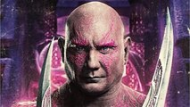 What Was Dave Bautista's 'Guardians Of The Galaxy' Audition Like?
