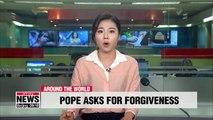 Pope Francis apologizes to Roma for Catholic discrimination