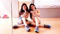 Baifern Pimchanok & Mai Davika - -Video Phone- + -Crazy In Love- Dance Workout