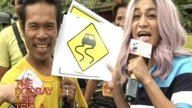 TBATS: Mga driver, masusubukan ang galing sa road signs!