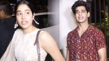 Janhvi Kapoor PROUD Of Father Boney Kapoor's Unbelievable Tranformation