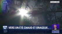 Météo France prévoit un été plus chaud que la normale (et aussi plus orageux)