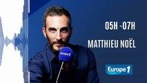 """>> De 5h à 7h, c'est """"Debout les copains"""" avec Matthieu Noël sur Europe 1. Retrouvez le replay de l'émission ici"""