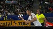 L'incroyable retourné acrobatique de Zlatan Ibrahimovic