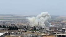 Nuevos bombardeos mortíferos del régimen sirio en Idlib