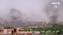أكثر من 30 قتيلا إثر فض قوات الأمن السودانية لاعتصام الخرطوم