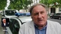 """Gérard Darmon ému par une suprise de Gérard Depardieu dans """"20h30 le dimanche"""" - Regardez"""