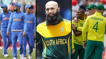 ICC Cricket World Cup 2019: Hashim Amla Could Be Fit For India Clash?? | Oneindia Telugu