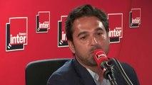 """Arnaud Robinet, maire (LR) de Reims : """"Je suis soulagé pour ma famille politique (...) je ne suis pas sûr que Laurent Wauquiez représentait l'ensemble de la famille de la droite et du centre"""""""