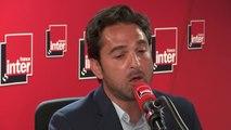 """Arnaud Robinet, maire (LR) de Reims : """"Le moment n'est pas de dire qui sera candidat. Ce qui est important, c'est la ligne politique."""""""