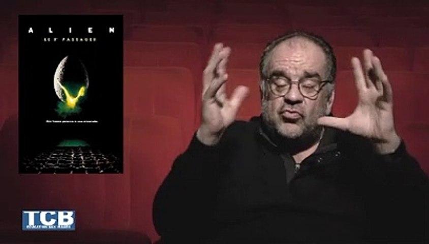"""Laurent Delmas présente """"Alien le 8eme passager"""""""