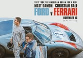 Le Mans 66 Film - Matt Damon, Christian Bale