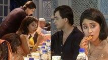 Shivangi Joshi & Mohsin Khan enjoy Iftar party on sets of Yeh Rishta Kya Kehlata Hai | FilmiBeat