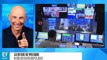 """Laurent Wauquiez : """"Le chemin vers la présidence de la République en 2022 sera long !"""" (Canteloup)"""