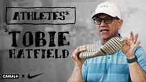 ATHLETES* : TOBIE HATFIELD - ATHLETE INNOVATION