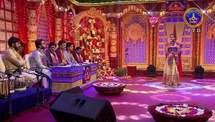 App Special Song-Chakkadhanamula Vaara,Pranathi  _ EP 140 _ 26-05-19 _ SVBC TTD